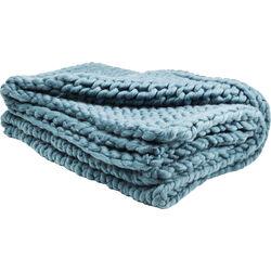 Blanket Yarn Turquise 127x152cm