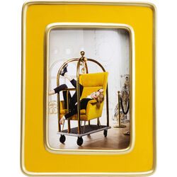 Frame Zebra Yellow