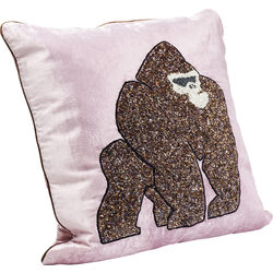 Cushion Monkey Powder 45x45cm