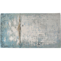 Teppich Abstract Hellblau 240x170cm