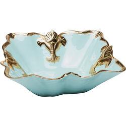 Bowl Versailles Turquoise 30x30cm
