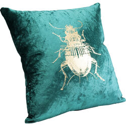 Cushion Bug Green 45x45cm