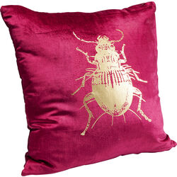 Cushion Bug Purple 45x45cm