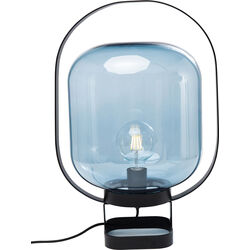 Table Lamp Jupiter Blue-Black