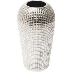 Vaso decorativo Cubes alu 42cm