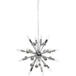 Pendant Lamp Sputnik Chrome Twen