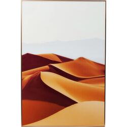 Picture Frame Alu Desert Dunes 80x120cm