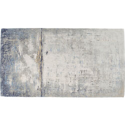 Carpet Abstract Dark Blue 240x170cm