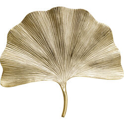 Wall Decoration Ginkgo Leaf 44cm