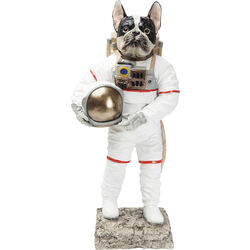 Deco Figurine Space Dog 56cm