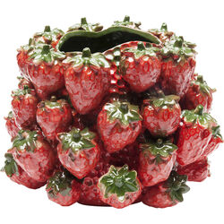 Vase Strawberry Field 48cm