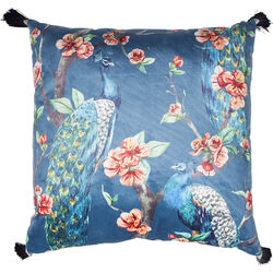Cushion Paradise Peacock 45x45cm