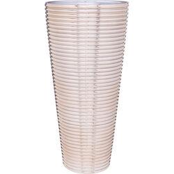 Vase Turbine Gold 50cm