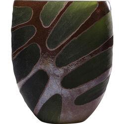 Vase Leaf 26cm