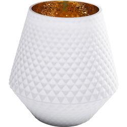 Vase Precious White 18cm