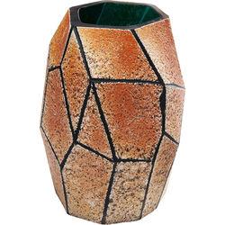 Vase Stone Gold Medium