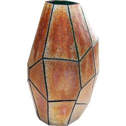 Vase Stone Gold Big