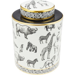 Deco Jar Animals 27cm