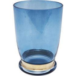 Vase Positano Blue 20cm
