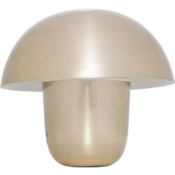Table Lamp Mushroom Gold Small