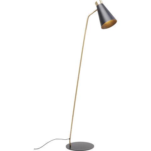 Lámpara pie Richmond negro