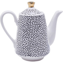 Tea Pot Dotty Rim