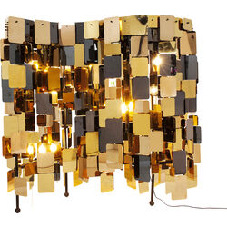 Lámpara pie City Nights Squares 180cm