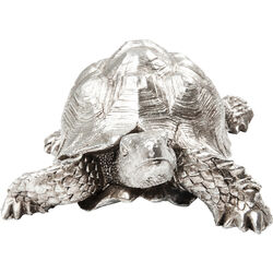Deco Figurine Turtle Silver Small