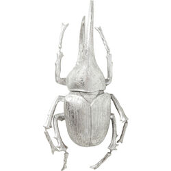 Wall Decoration Herkules Beetle Silver