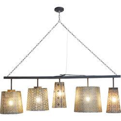 Hanging Lamp Gorgeous Rust Cinque