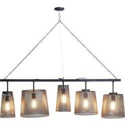 Hanging Lamp Gorgeous Black Mat Cinque