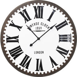 Wall Clock Vintage Clock London Ø107cm