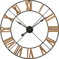 Reloj pared Factory Natur Ø91cm