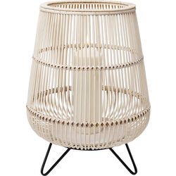 Lantern Bamboo Nature 47cm