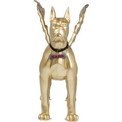 Deco Object Toto XL Gold with wings