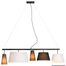 Pendant Lamp Parecchi Black 165