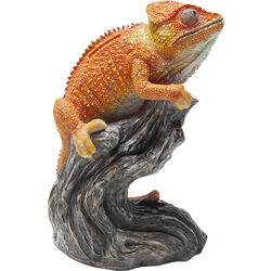 Money Box Chameleon Orange