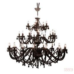 Pendant Lamp Gioiello Feudal Black