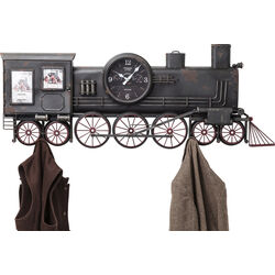 Wall Clock Train