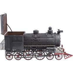 Table Clock Steam Train
