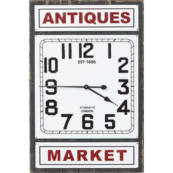 Reloj pared Antique Market