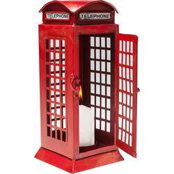 Tealight Holder London Telephone Box