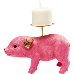 Candle Holder Piggy