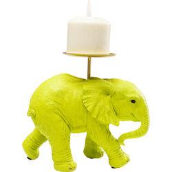 Candle Holder Elephant