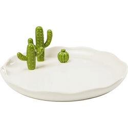 Deco Plate Kaktus Big