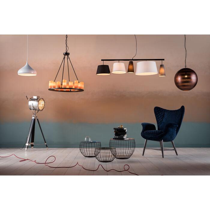 stehleuchte metropolis spot kare design. Black Bedroom Furniture Sets. Home Design Ideas