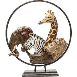 Deco Object Animal Circle 57cm