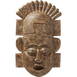 Wall Decoration African Mask 90cm