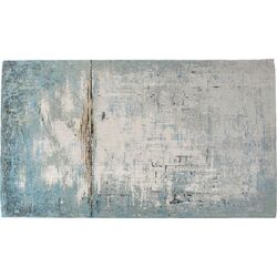 Carpet Abstract Blue 300x200cm