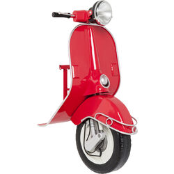 Lámpara pared Scooter rojo Smart LED